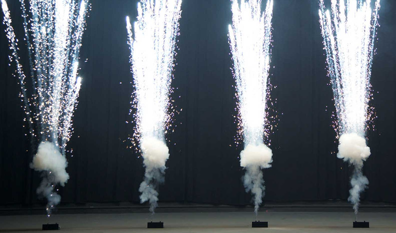 an overview of pyrotechnics Anyone using special effect pyrotechnics—whether to reproduce a visual gunshot effect during a stage play, to provide a waterfall of silver sparks for a rock.