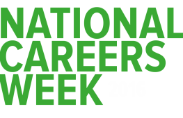 National Careers Week 2016
